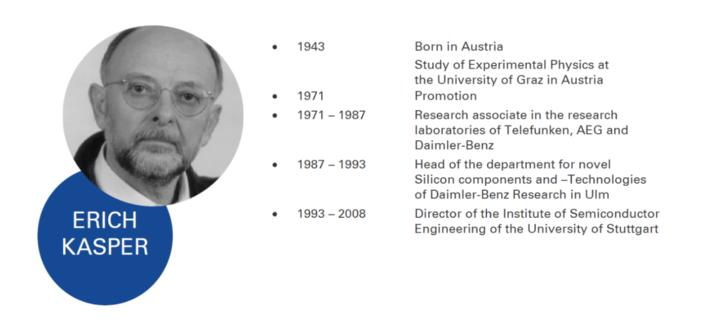CV Prof. Erich Kasper (c)