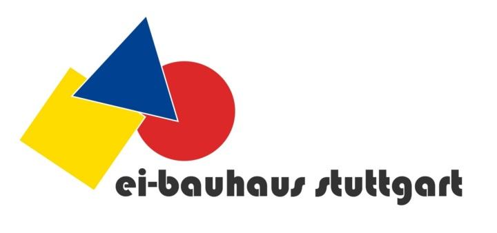Logo of the ei-bauhaus stuttgart